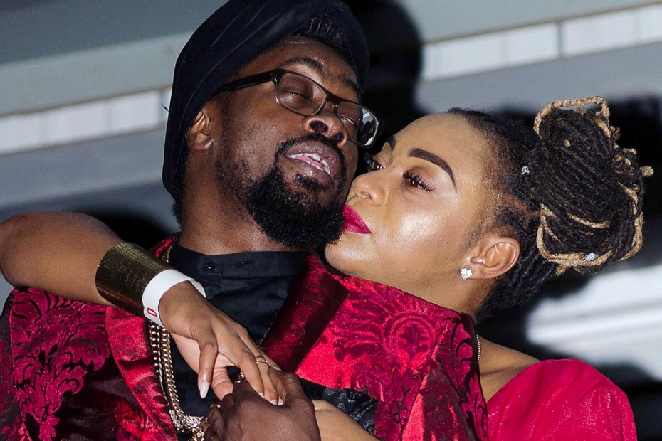 It's over! Beenie Man & Krystal split!