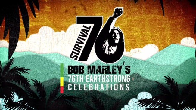 Bob Marley 76th Earthstrong Celebration: Survival 76