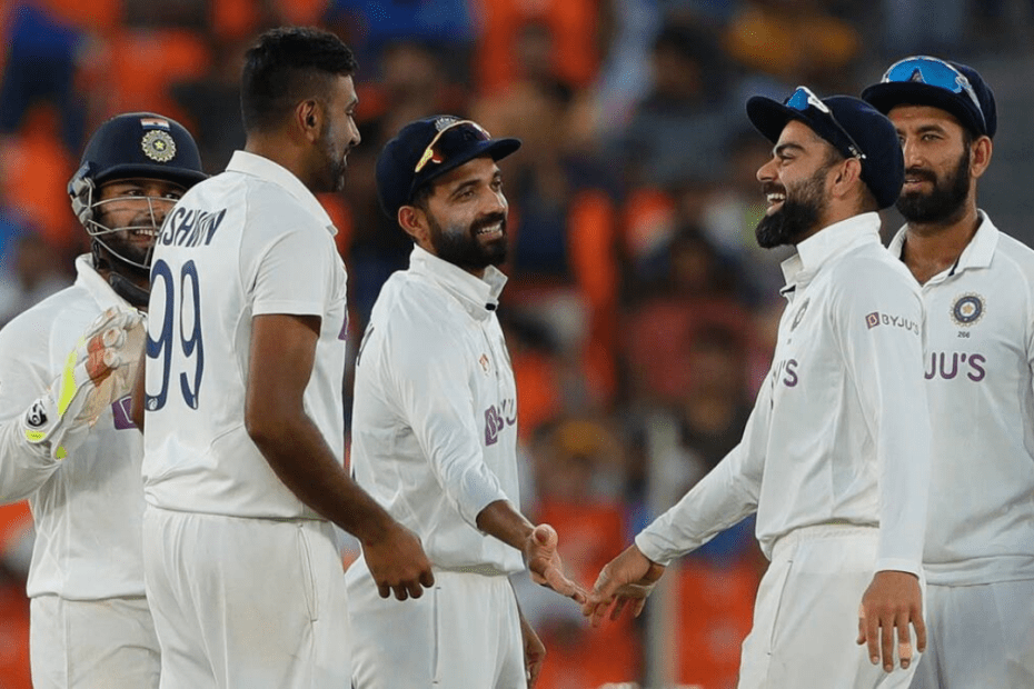 India Beats England by 10-wicket in 3rd Test in Ahmedabad