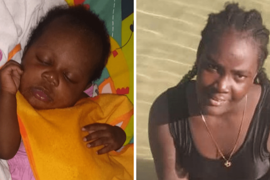 14-year-old Allison Laing and 2-month-old Daughter Akeceya Kerr Missing