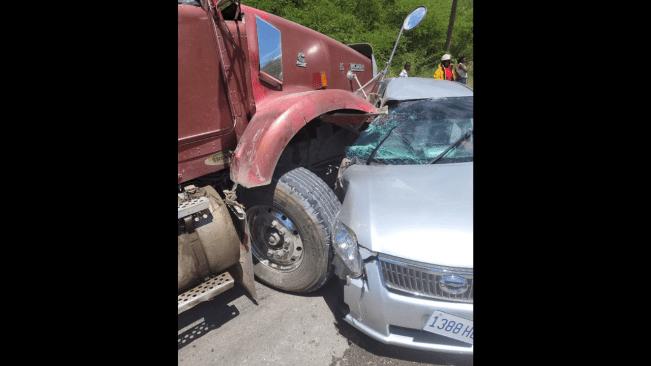 Man Killed in St Elizabeth Crash