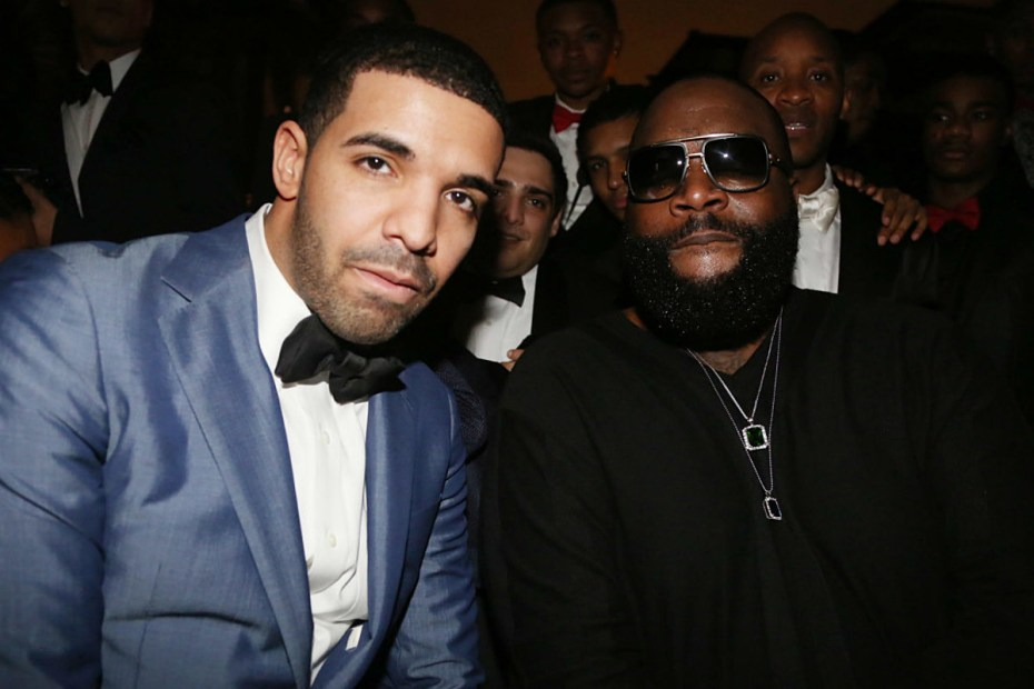 A Drake & Rick Ross Joint Album Could Be In The Works!!