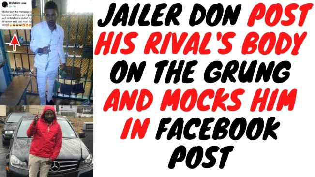 Red Hills Road Don BreBre Make Post From Jail Bragging About Breadman Getting Killed