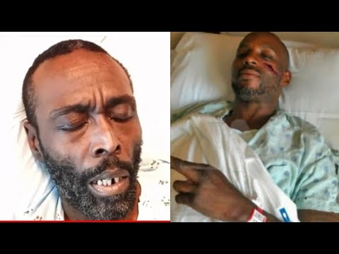 DMX Affiliate Black Rob is Dying Himself but his Last Words are for DMX after He Died