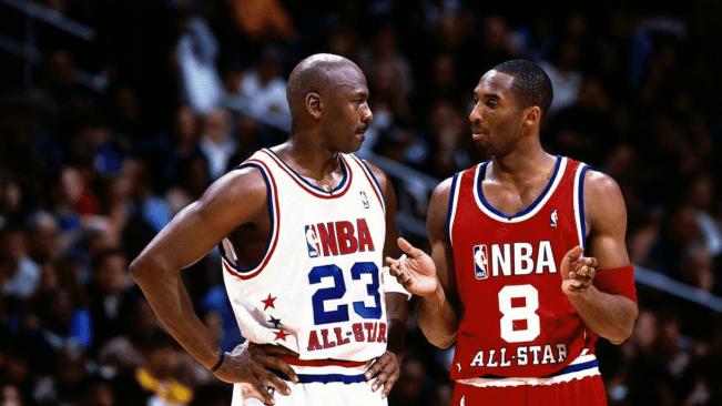 Michael Jordan will present Kobe Bryant for basketball Hall of Fame induction