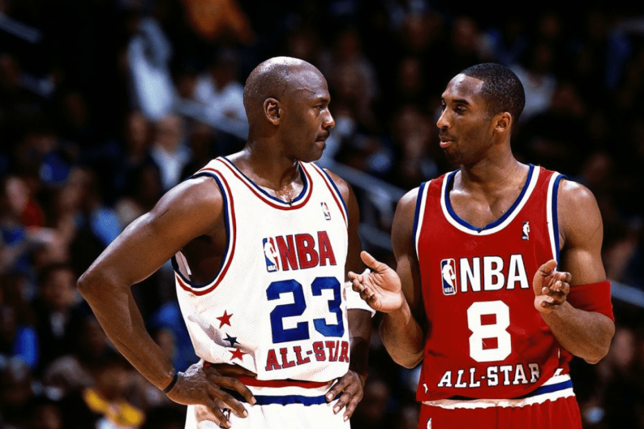 Michael Jordan will present Kobe Bryant for basketball Hall of Fame induction