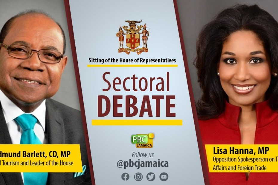 Sitting of the House of Representatives || Sectoral Debate – April 20, 2021