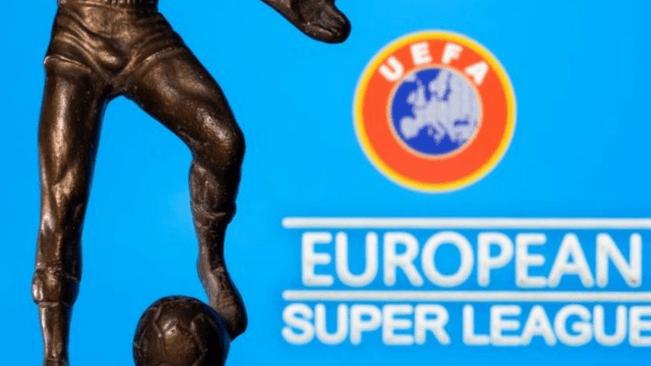 Soccer-Man City quit breakaway league, Chelsea set to follow