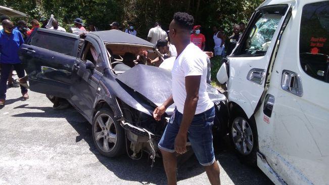 Taxi Operator and Girlfriend Perish, in Hanover Crash
