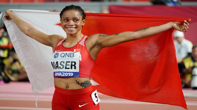 World 400m champion Naser gets April dates for doping rules case