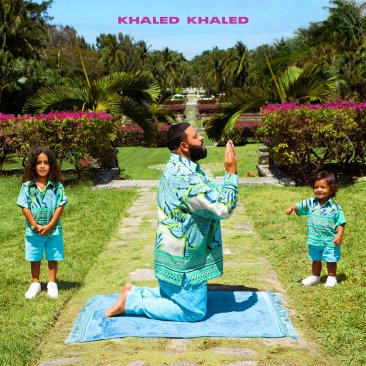DJ Khaled releasing Khaled Khaled Album this Friday