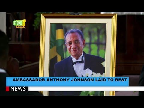 Ambassador Anthony Johnson Laid To Rest