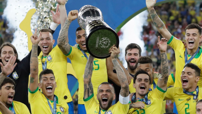 Copa America left without hosts after Argentina removed