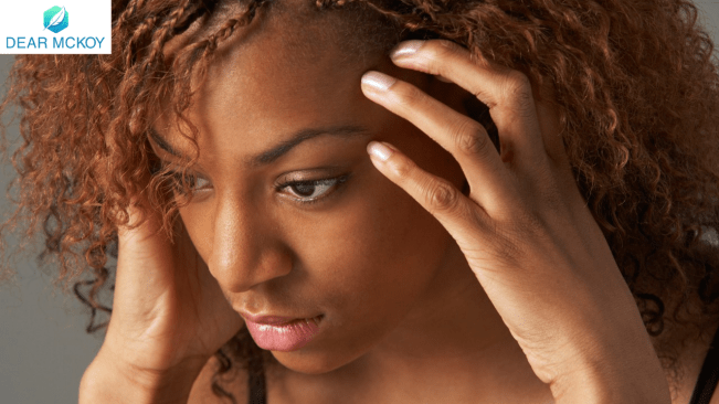 Dear McKoy: Worried that my husband may have a disease