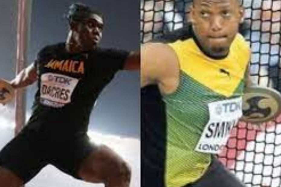Dacres, Smikle pleased with progress ahead of 2021 Olympics