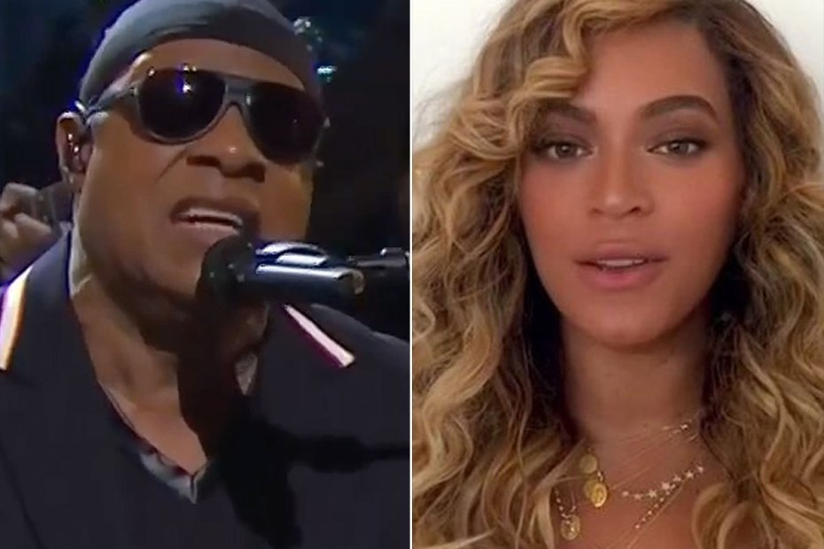 Stevie Wonder, Beyonce to be Inducted into Black Music and Entertainment Walk of Fame