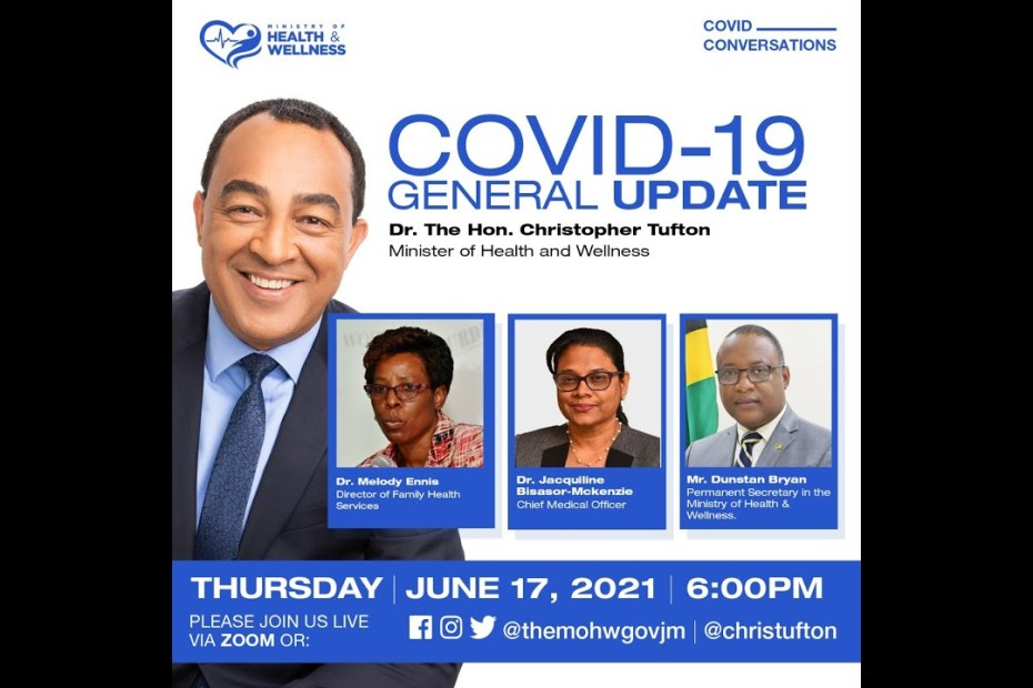 LIVE NOW: COVID Conversations || COVID-19 General Update – June 17, 2021