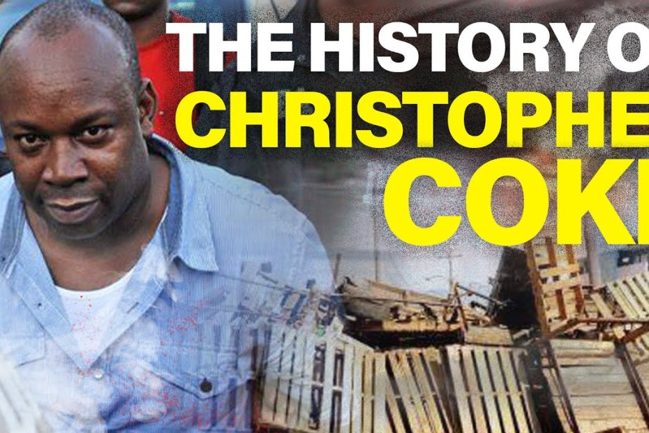 "Christopher ""Dudus"" Coke | Kingston Kingpin | Shower Posse | Jamaica"