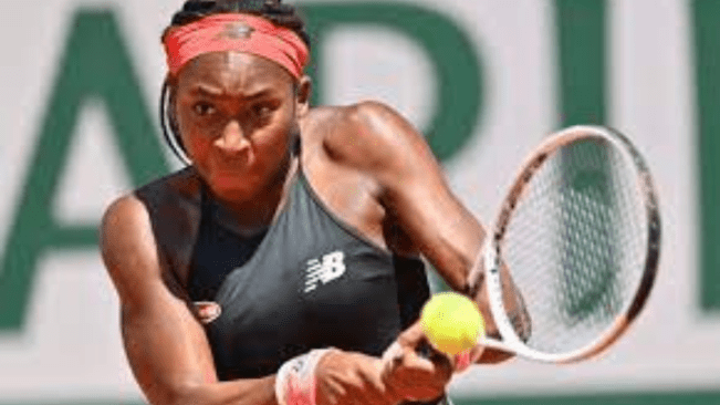 Coco Gauff reaches first Grand Slam quarter-final at French Open
