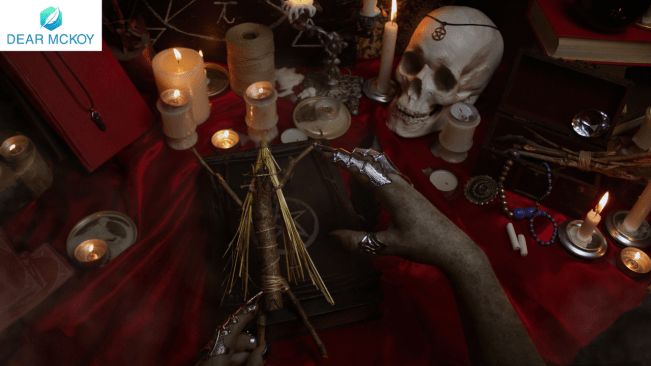 Dear McKoy: Could my boyfriend be working witchcraft on me?