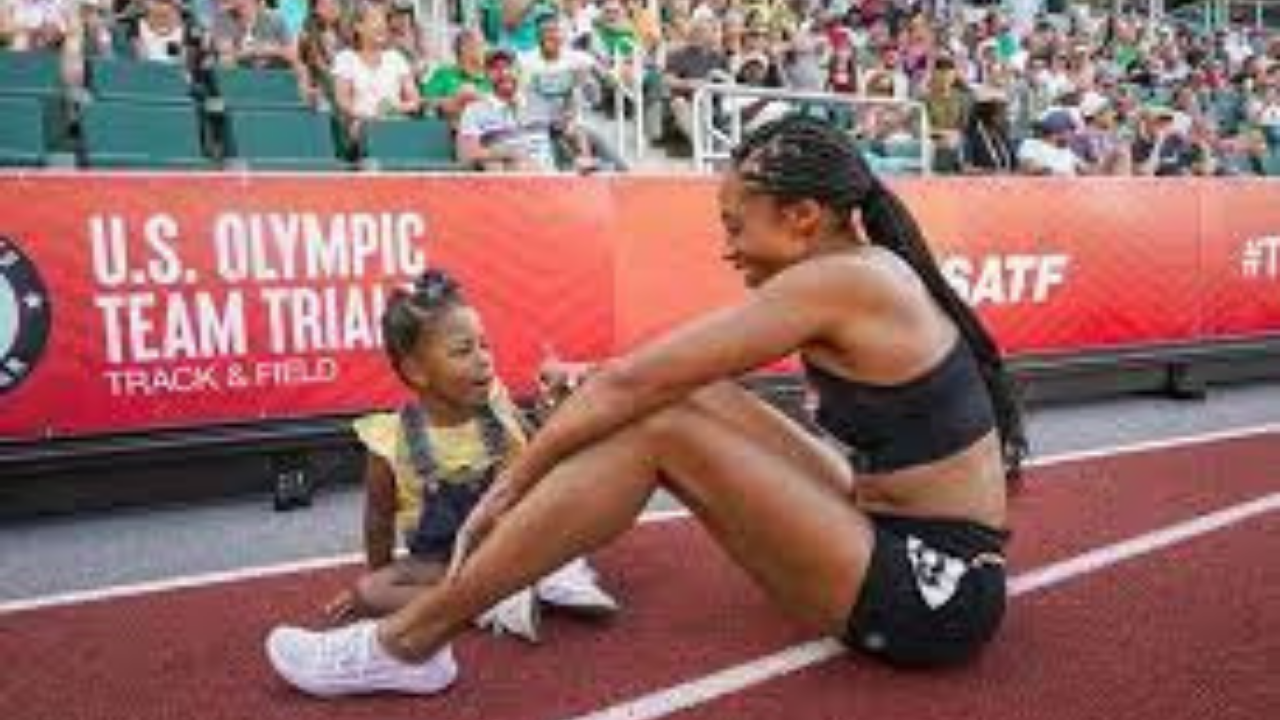 Felix qualifies for her fifth Olympic Games
