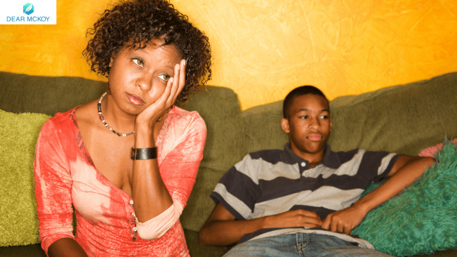 Dear McKoy: I have low sex drive and it is affecting my relationship