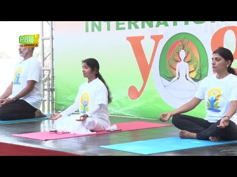 """Living Healthy – """"Yoga For Well Being"""""""