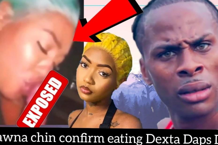 Sawna chin confirm Eating