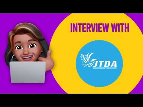 The Digital Jampreneur – Interview with Jamaica's Technology and Digital Alliance (Episode 24)