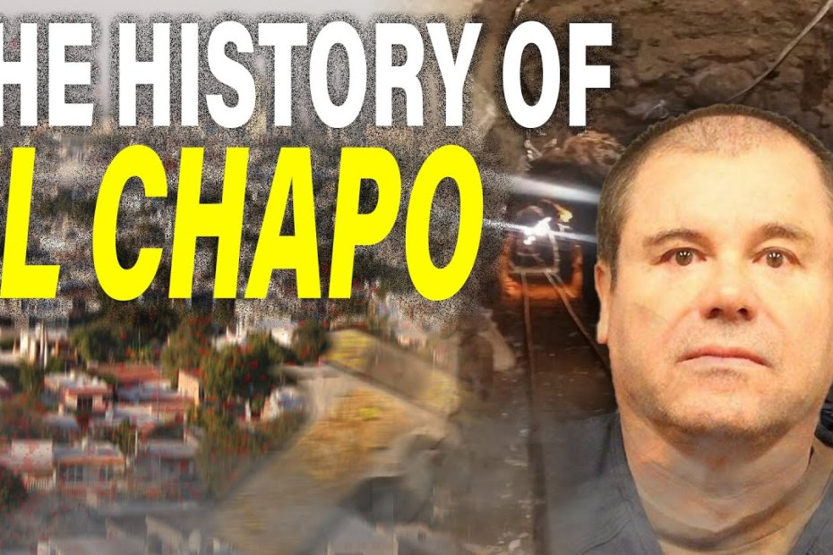 The History of El Chapo | Everything You Didn't Know