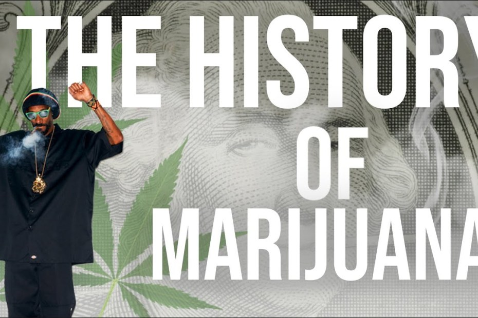 The History of Marijuana | Everything You DIDN'T Know | Ganja Law
