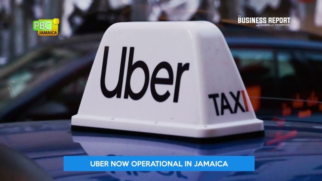 Uber Now Operational In Jamaica