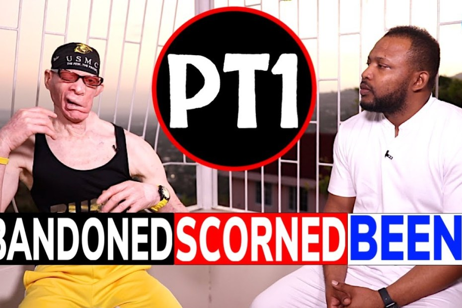 YELLOWMAN shares his STORY (PT1)