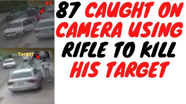 87s In Probox …. Wiped Out Their Target In 10 Seconds After They Ketch Him Off Guard
