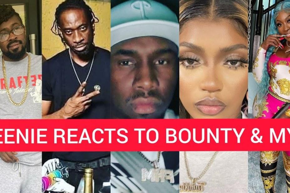 Beenie Man Shocking Reaction to Bounty Killer