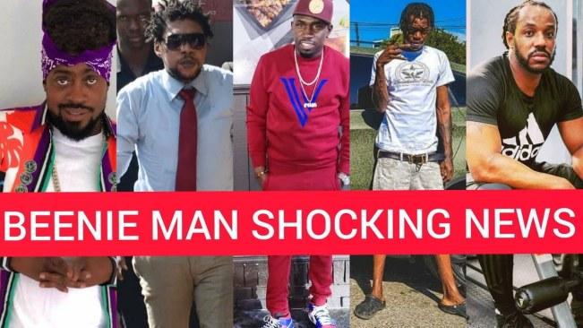 Beenie Man Shocking news