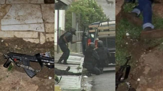 3 Deadly Gunmen Killed by Police