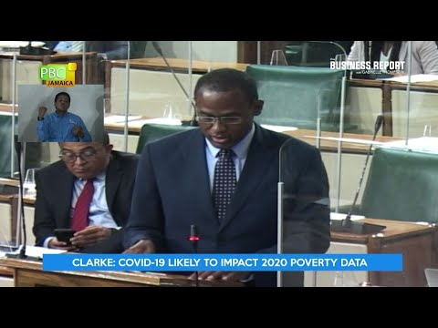 Clarke: COVID-19 Likely To Impact 2020 Poverty Data   The Business Report