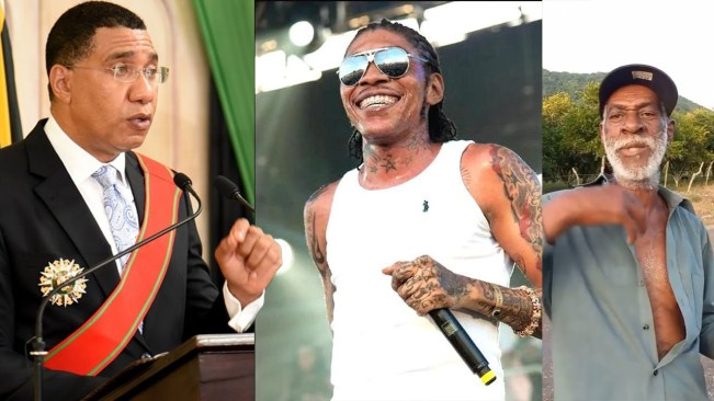 Freedom for Vybz Kartel as Holness Joins Privy Counsel? These Two Men Seem To Know Kartel well!
