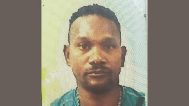 48-year-old Garvey Lyndon Missing, from Kingston
