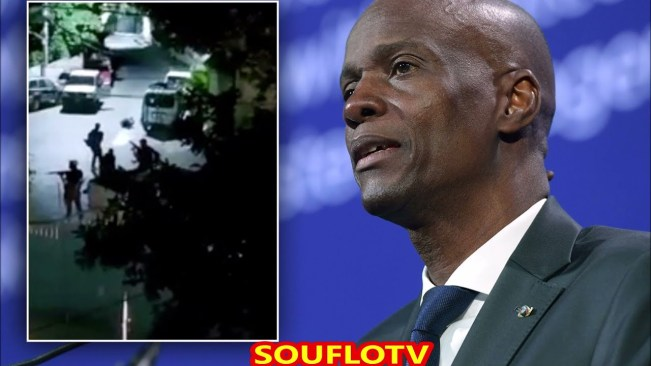 Haiti President Jovenel Moise Assassinated By Highly Trained And Heavily Armed Group
