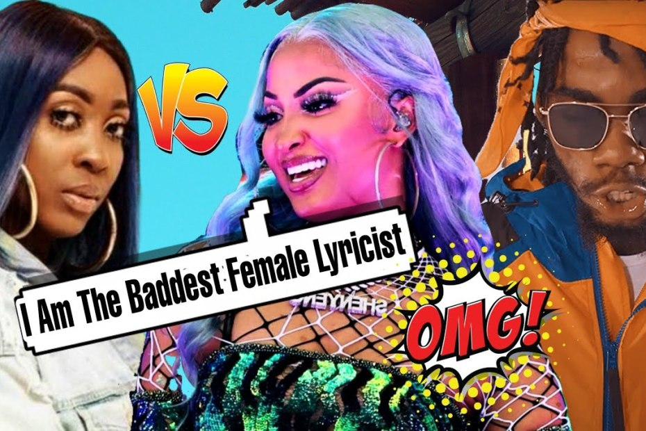 Shenseea Diss Spice After Her Crocodile Teeth Freestyle Went Viral?
