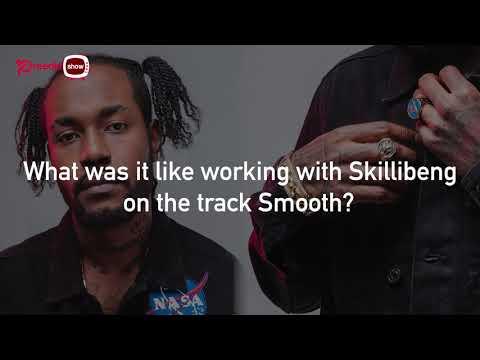 Jahvillani talks about his debut album Dirt to Bently