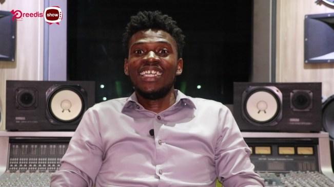 Sterling Gospel Music awards nominee Orville 'Coolshade' Sutherland