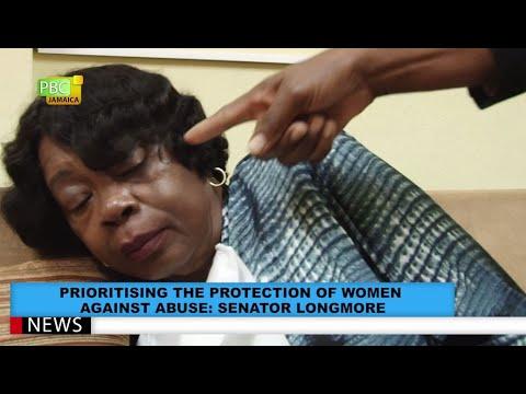 Prioritising The Protection Of Women Against Abuse – Senator Longmore