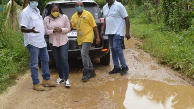 $323M Road Rehabilitation Project For Trelawny