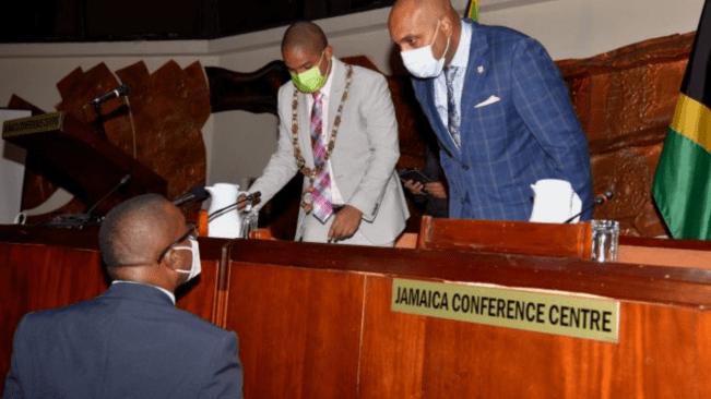 KSAMC Addressing Flooding Of Corporate Area Communities
