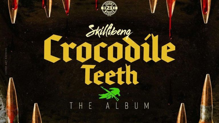 Skillibeng's Crocodile Teeth Album in Demand by Record Labels