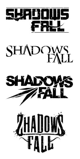 band logo concepts