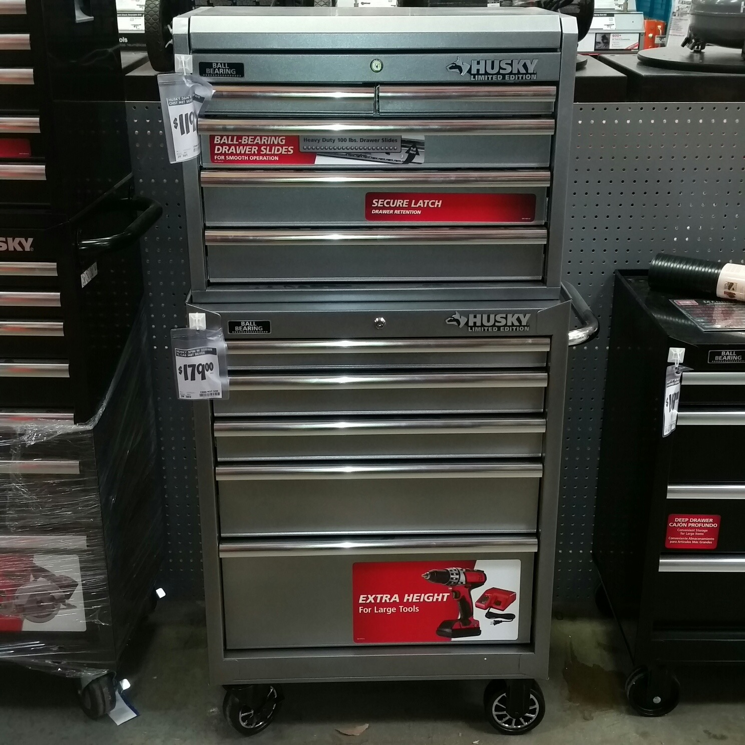 husky tool chest and tool cabinet review | mclarenblog